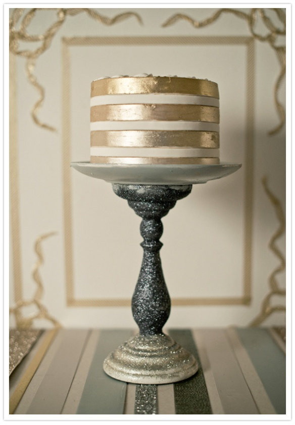 metallic-sparkle-wedding-decor-ideas-3