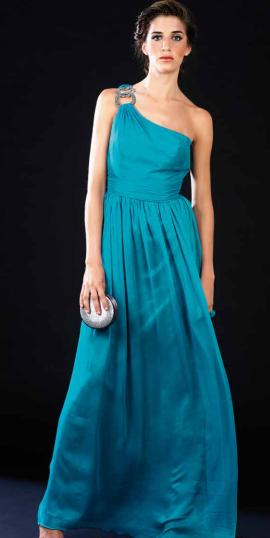 vestidoanillas (esmeralda y coral)