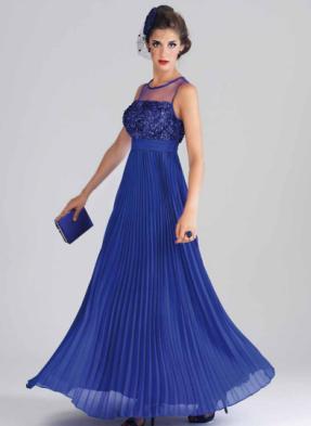 vestidoazul rositas(azul y malva)
